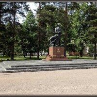 Памятник офицерам и солдатам, погибшим во вторую мировую войну :: Вера