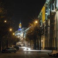 Ночная улица :: Николай Климович