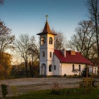 Храм Новомучеников и Исповедников Российских в Рагните :: Игорь Вишняков
