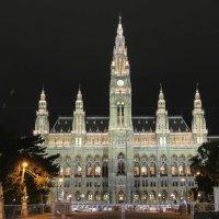 Венская ратуша - Вена :: Владимир Леликов