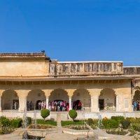 Индия.зимний дворец.Провинция Джайпур.Территория гарема. :: юрий макаров