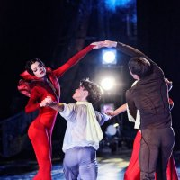 Le Petit Prince. Балет на музыку Глебова. :: Павел Сущёнок