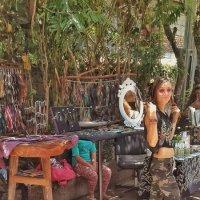Рыночек на Бали :: Александр