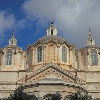 Храм на Русском Подворье, Иерусалим :: Татьяна Огаркова