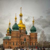 Храм :: Сергей Винтовкин