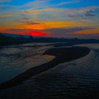 Утро над Кубанью :: Бронислав Богачевский
