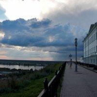 Тобольск. скоро будет дождь. :: petyxov петухов