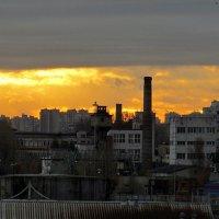 Производственный пейзаж :: Татьяна Осипова(Deni2048)