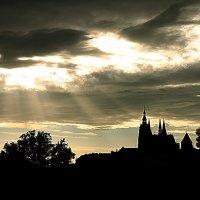 Прага, вечер :: Константин
