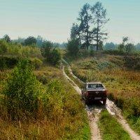 По горам, по лесам, по просёлочкам :: Виктор Заморков