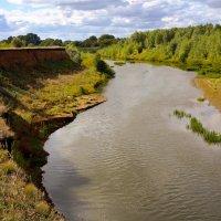 река Салмыш :: Ирина Киямова
