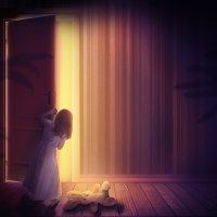 детские страхи :: Надежда Тихонова _  Nadin Ti  _