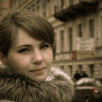 Танька в Питере. :: Olga Kramoreva