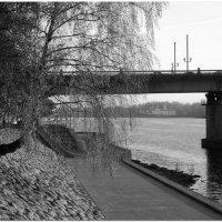 Набережная. Ольгинский мост. Псков. :: Fededuard Винтанюк