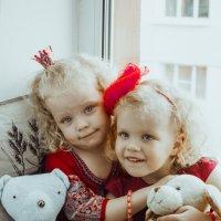 Мирослава и Арина :: Angelika Zharova