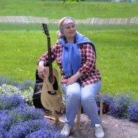 Дама с гитарой :: Николай Танаев