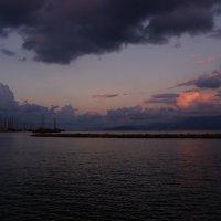Закат :: kolyeretka