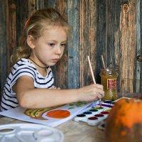 Богатство красками рисую… :: Ирина Данилова
