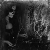 Spirit in Black :: Екатерина
