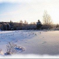 в ожидании зимы... :: Юрий Ефимов