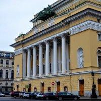 Александринский театр :: Юрий Тихонов