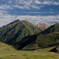Киргизия - Горы Тянь-Шань :: Андрій Мартинюк
