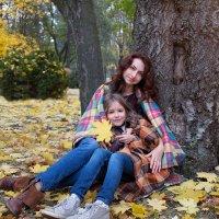 """И ещё один кадр из трогательной серии """"мамы и дочки"""" )) :: Райская птица Бородина"""