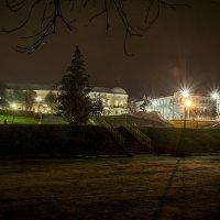 Ночной город :: Виктор Зенин