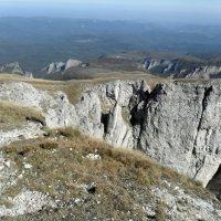 На верхних точках горы Большой Тхач :: Сергей Анатольевич