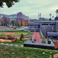 Еще осень в Москве. :: Лара ***