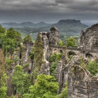 Саксонская Швейцария, Бастай :: Юрий Мазоха