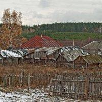 Крестьянское хозяйство :: Владимир Новиков