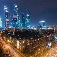 Московские контрасты :: Георгий Ланчевский