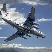 Ил-76МД :: Александр Георгиевич