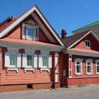 Старинные дома :: leoligra