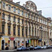 Доходный дом М. В. Кудрявцевой. :: Юрий Тихонов