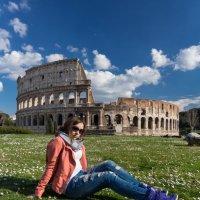 Весна в Риме. :: Елена Троян