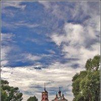 Церковь Сорока мучеников Севастийских в Рыбацкой слободе :: Дмитрий Анцыферов
