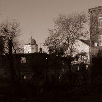 Дворик у Часовой Башни :: Антон Савкин