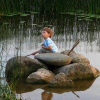 Рыбачок :: Наталья