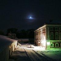 Ночь в музее :: Владимир Ячменёв