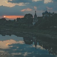 Погружение в Вечер :: Дмитрий