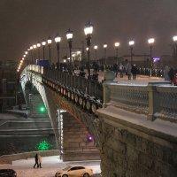 Патриарший мост. :: Larisa