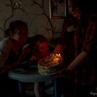 день рождения :: Евгений Вяткин