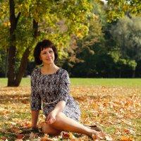 тёплая осень :: Kate Sparrow
