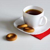 Чай с баранками :: Сергей Добрыднев