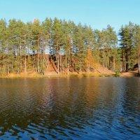Голубое озеро :: alemigun