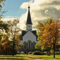 Церковь святого Георгия Победоносца :: Владимир Гилясев