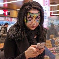 Вряд ли позволит погладить себя всем подряд ... :: Ирина Данилова