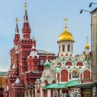 Казанский собор, Престольный праздник :: Илья Шипилов